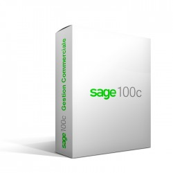 Sage 100c Gestion Commerciale Essentials - mode DSU