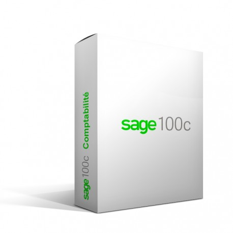 Sage 100c Comptabilité Essentials - mode DSU