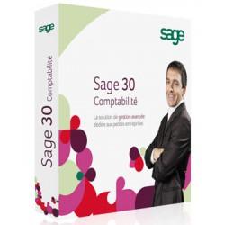 Sage 30 Comptabilité Windows monoposte