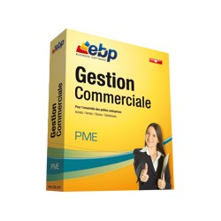 EBP Gestion commerciale Classic on line - socle